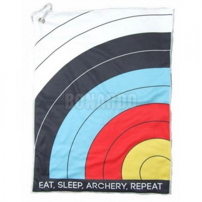 SOCX TOWEL EAT SLEEP ARCHERY REPEAT - Bonardo