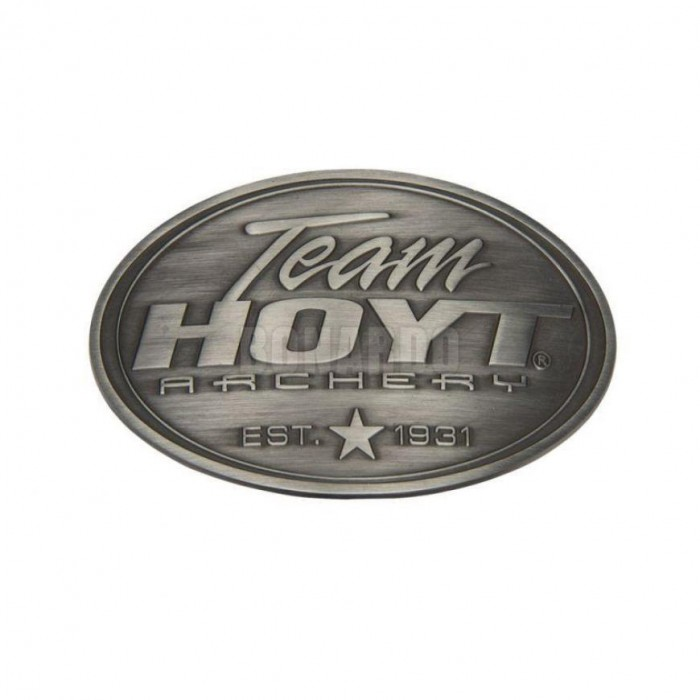 HOYT BELT BUCKLE FIBBIA IN METALLO PER CINTURA TEAM HOYT - Bonardo