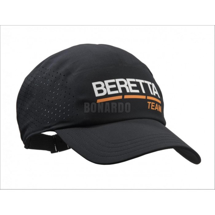 BERETTA  TEAM CAP BT081 BLACK - Bonardo