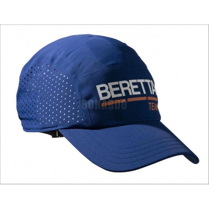 BERETTA  TEAM CAP BT081 BLUE - Bonardo