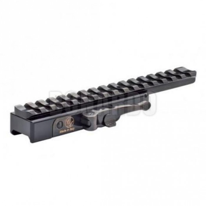 CONTESSA ATTACCO SIMPLE BLACK TACTICAL NIGHT VISION SBP02 - Bonardo