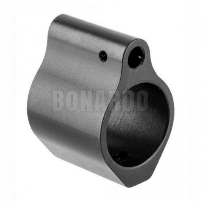 "NUOVA JAGER GAS BLOCK LOW PROFILE 0.75"" BLOCCAGGIO A VITE - Bonardo"