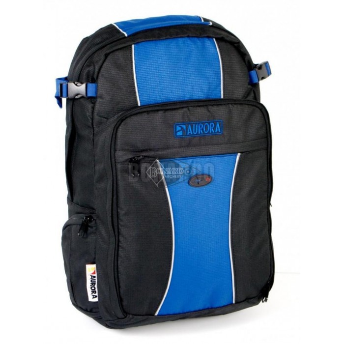 AURORA ZAINETTO ARCHERY BLUE/BLACK - Bonardo