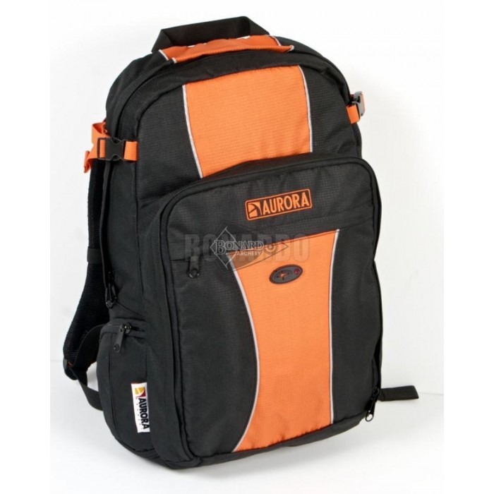 AURORA ZAINETTO ARCHERY ORANGE/BLACK - Bonardo