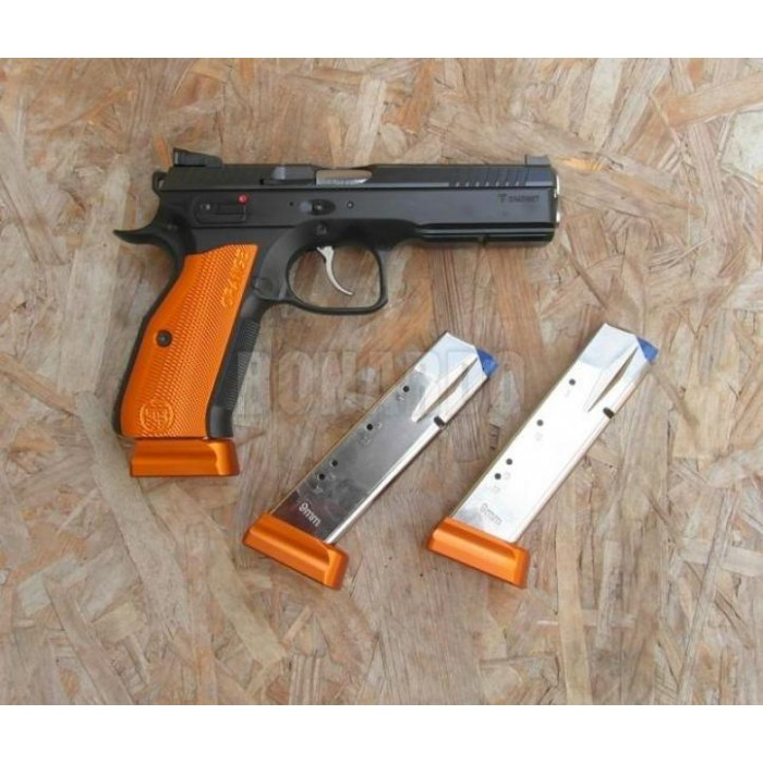 CZ SHADOW 2 ORANGE CAL.9X21 - Bonardo