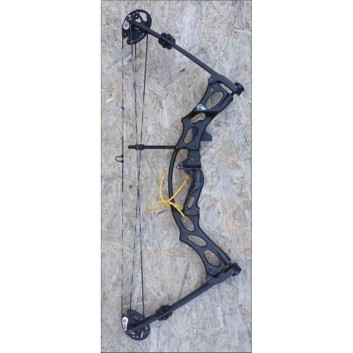 HOYT ARCO COMPOUND TRYKON JUNIOR 30/40# LH B.O + ACCESSORI - Bonardo