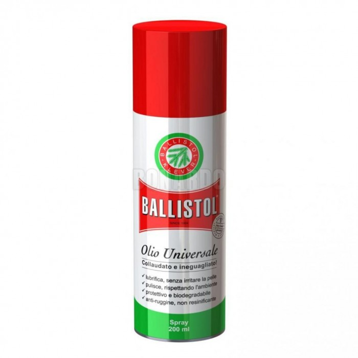 BALLSITOL OLIO UNIVERASALE 200ml spray - Bonardo