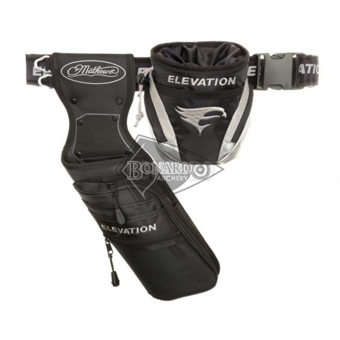 MATHEWS FARETRA ELEVATION  FIELD NERVE PACK BLACK/SILVER RH - Bonardo