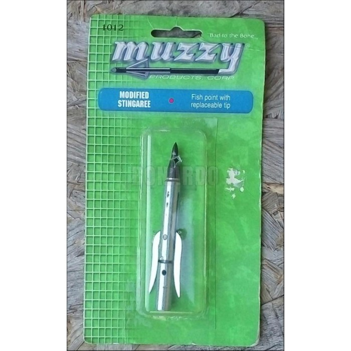 MUZZY 1012 PUNTA DA PESCA MODIFIED STINGARY - Bonardo