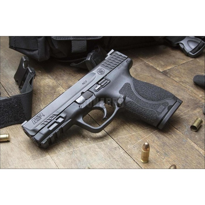 SMITH & WESSON PISTOLA M&P M2.0 COMPACT CAL 9X21 - Bonardo