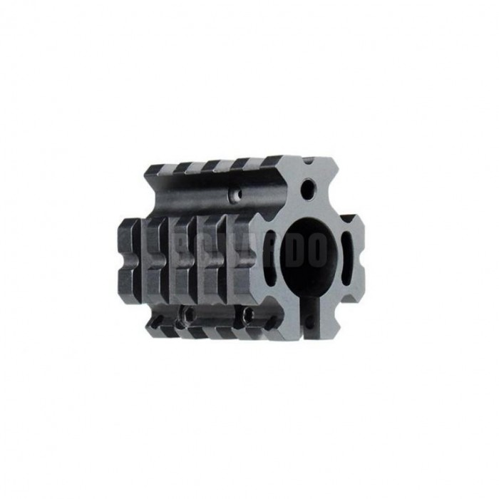 UTG QUAD RAIL GAS BLOCK PER AR15 - Bonardo
