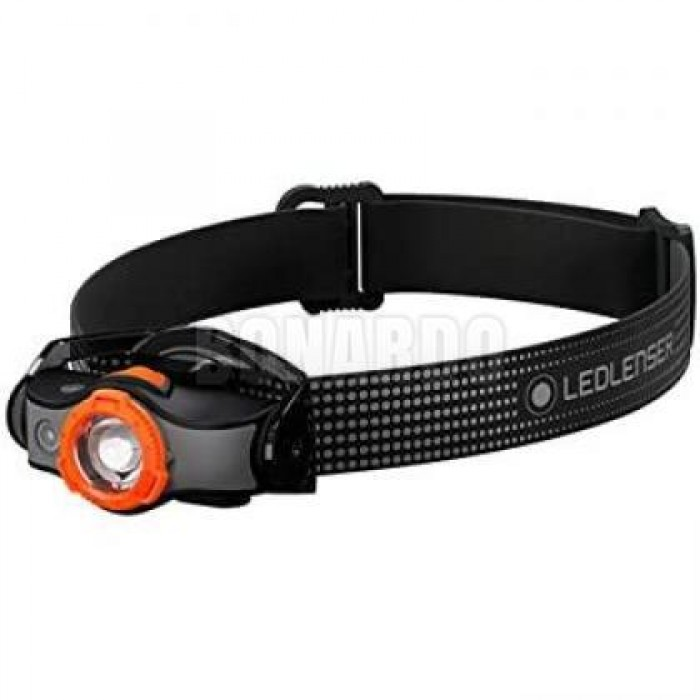 LED LENSER TORCIA FRONTALE MH5 ORANGE - Bonardo