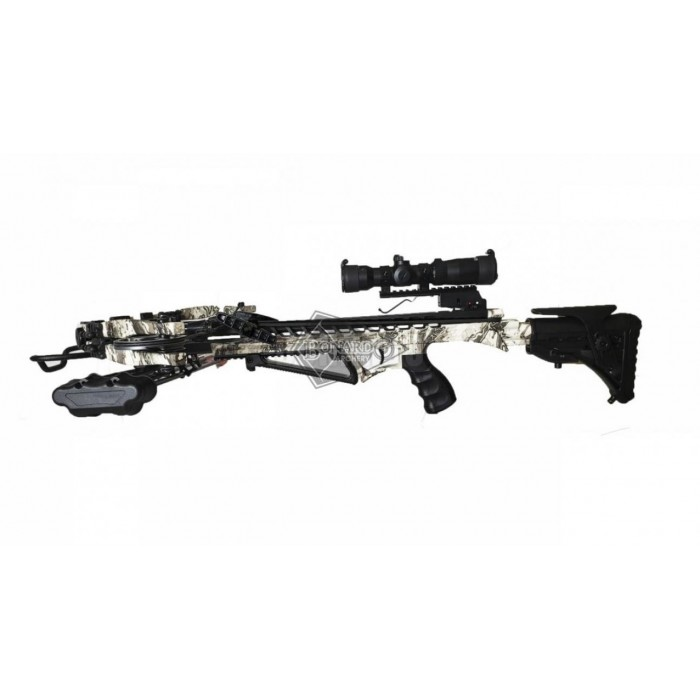 PSE BALESTRA FANG HD CAMO 205# HVD 425 SCOPE - Bonardo