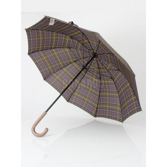 BARBOUR OMBRELLO TARTAN WALK - Bonardo