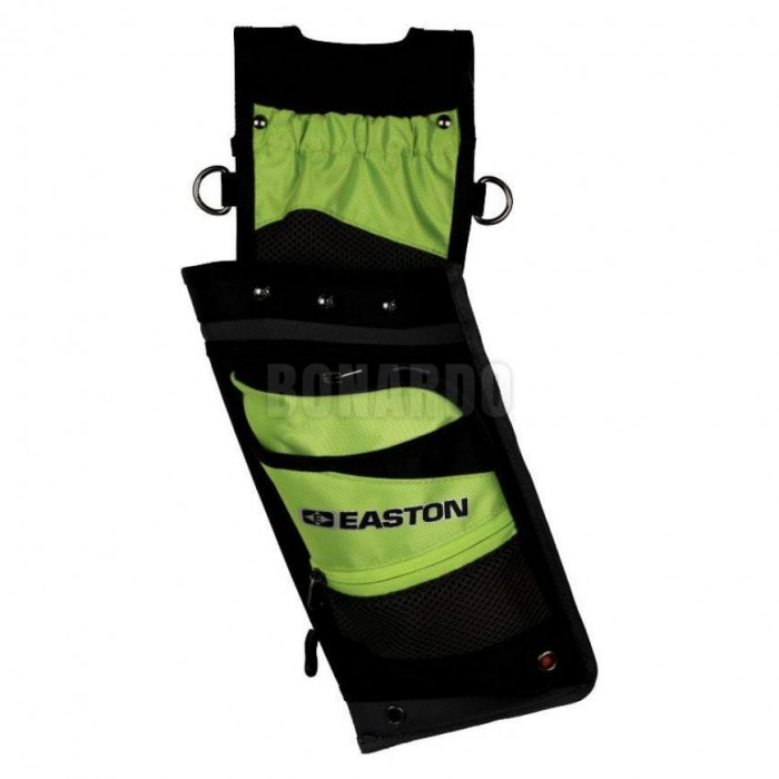 EASTON FARETRA FIELD DELUXE LH FLUO GREEN - Bonardo