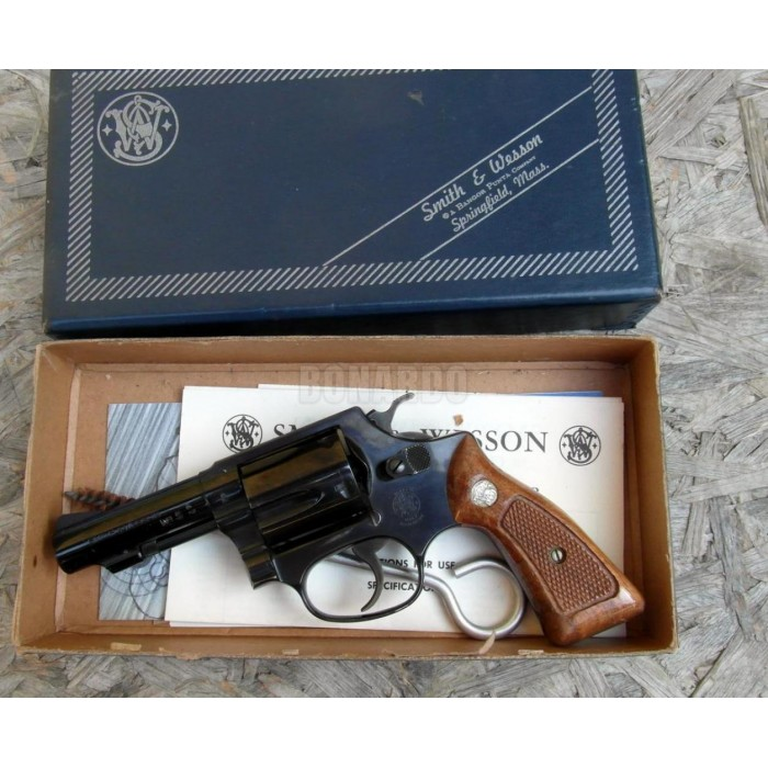 "SMITH & WESSON MOD.36-1 CAL.38SPL. 3"" spinata - Bonardo"