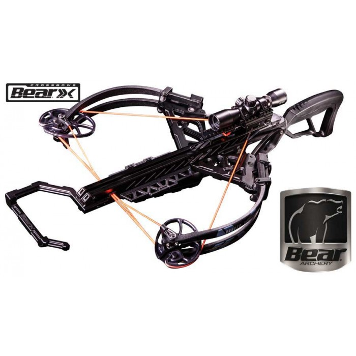 BEAR CROSSBOW BRUZER 125# - Bonardo