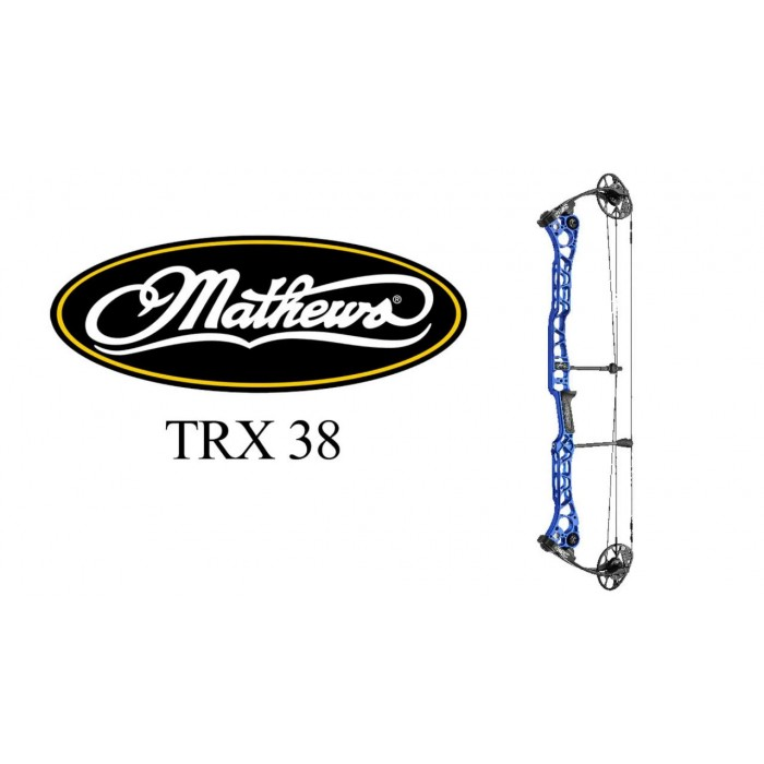 MATHEWS ARCO COMPOUND TRX 38 - Bonardo