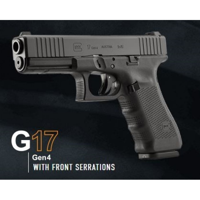 GLOCK 17 FS - CLASSIFICATA SPORTIVA! - Bonardo