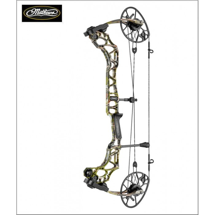 MATHEWS TRIAX 85% UA FOREST CAMO - Bonardo