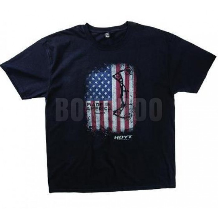 HOYT T-SHIRT 2019 MADE IN AMERICA - Bonardo