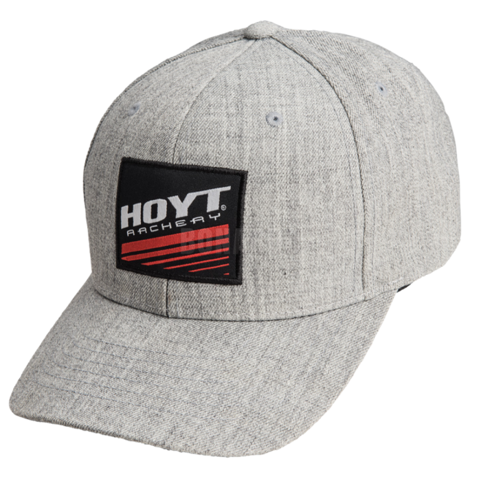 HOYT BLACK PATCH CAP - Bonardo