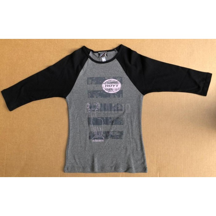 HOYT T-SHIRT LONG SLEEVE VIXCEN TG. SMALL - Bonardo