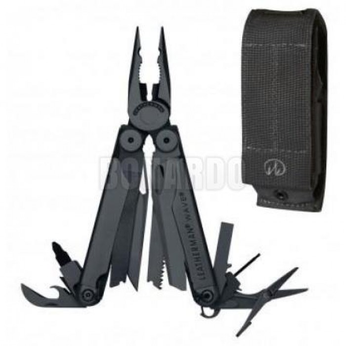 LEATHERMAN PINZA WAVE BLACK  831331 - Bonardo