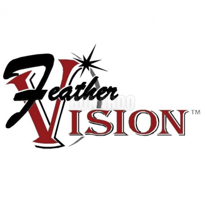 FEATHER VISION LENTE FX VITRI GLASS - Bonardo