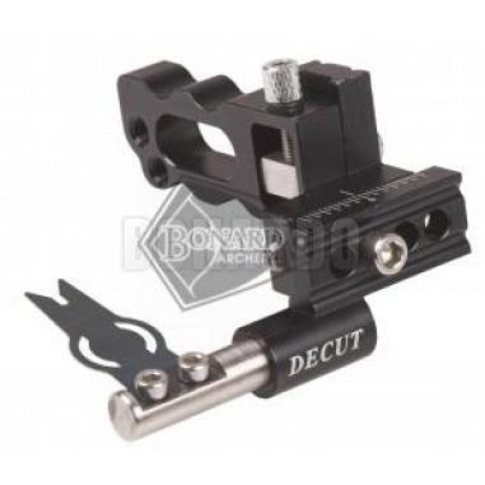 DECUT REST PER ARCO COMPOUND A LAMELLA BLACK RH - Bonardo