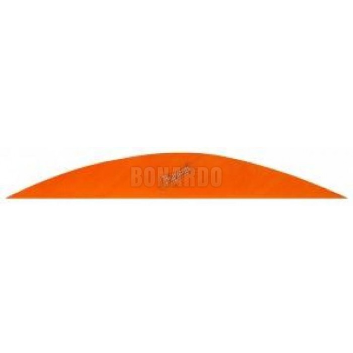 "GATEWAY PENNA NATURALE 5.5"" FLUO ORANGE - Bonardo"