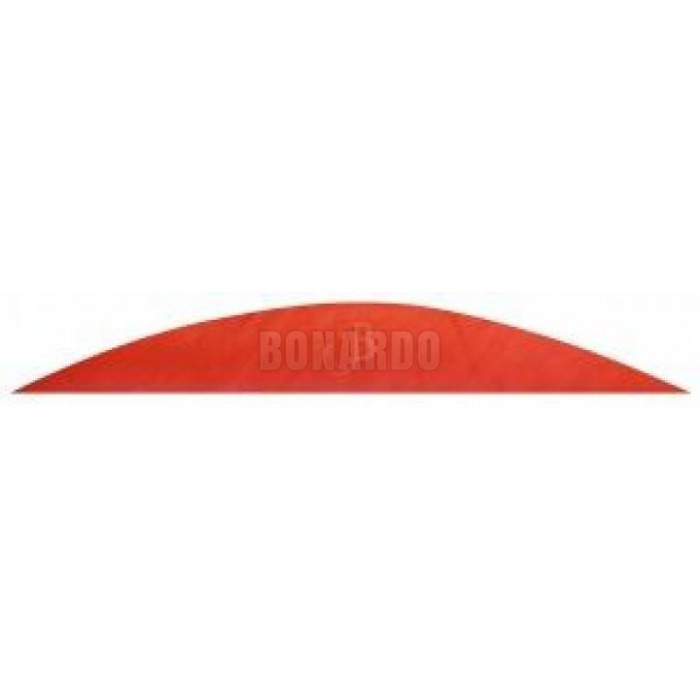 "GATEWAY PENNA NATURALE 5.5"" RED - Bonardo"