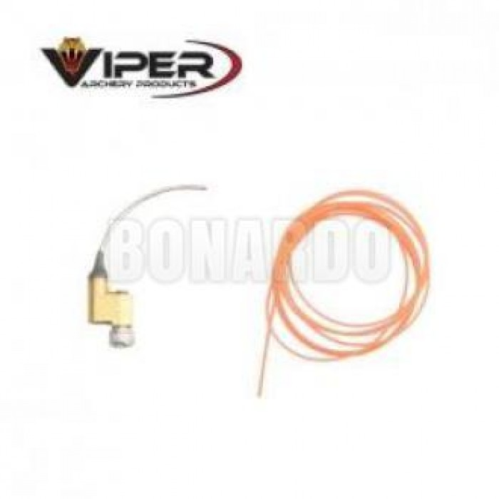 "VIPER ARCHERY UP PIN CON FIBRA OTTICA 0.19"" GREEN - Bonardo"