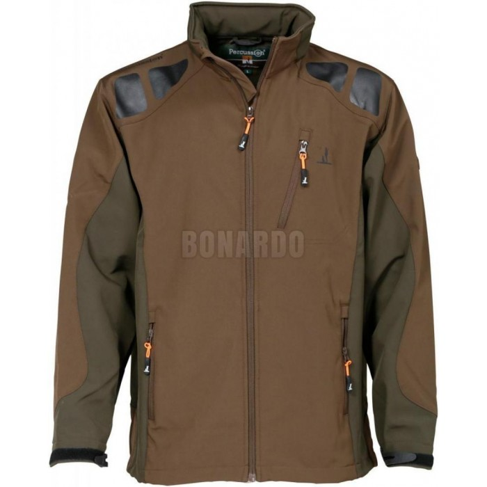 PERCUSSION GIACCA SOFTSHELL HUNTING 15103 - Bonardo