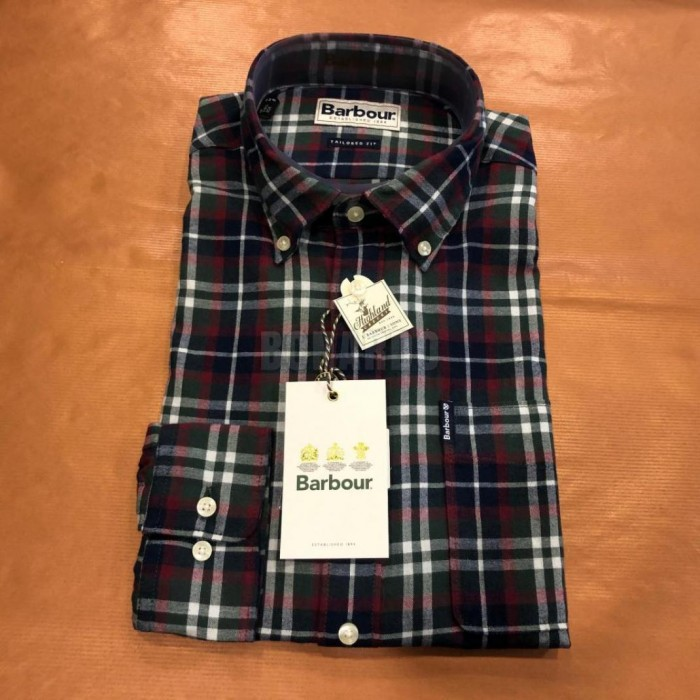 BARBOUR CAMICIA  HIGHLAND CHECK 15 - Bonardo