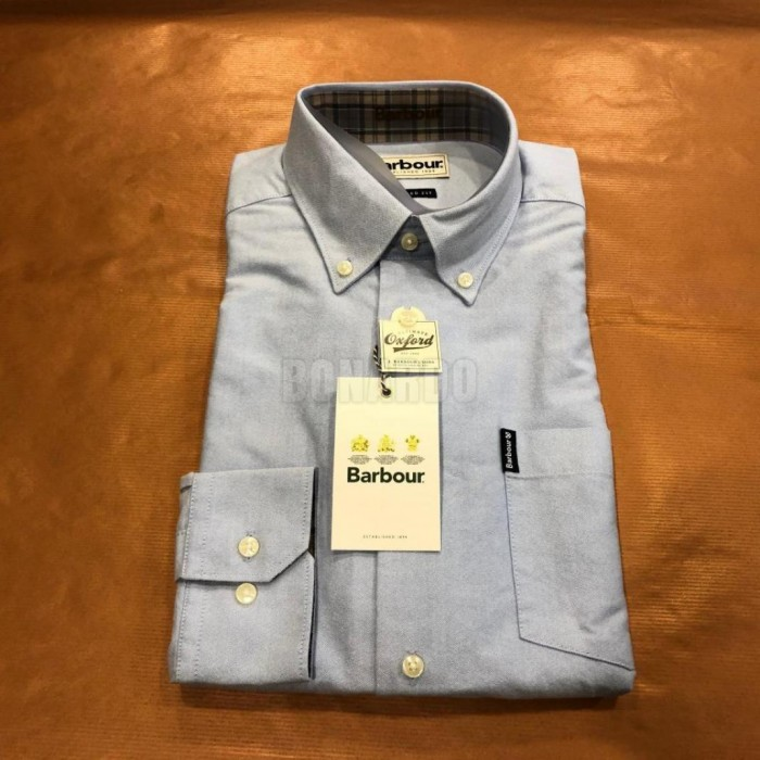 BARBOUR CAMICIA OXFORD - Bonardo