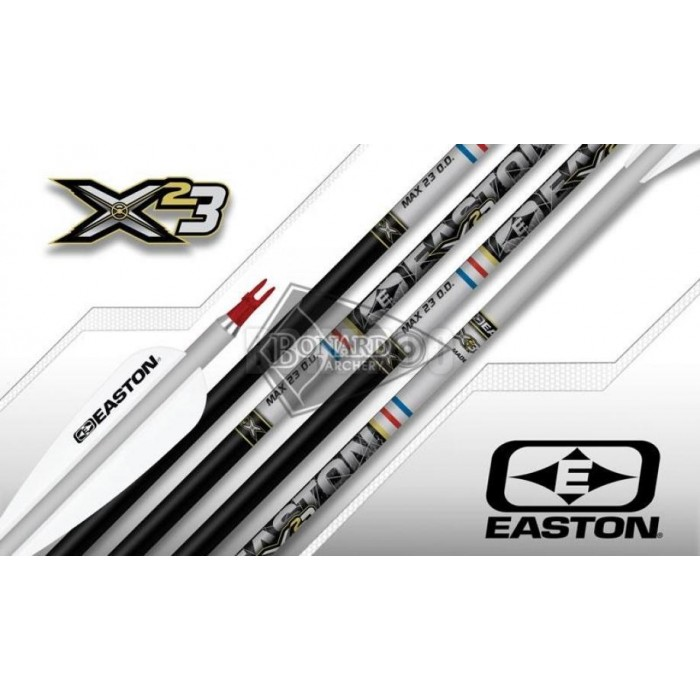EASTON ASTA X23 BLACK/SILVER - Bonardo