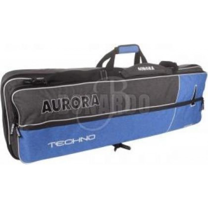 AURORA BORSA TECHNO COMPOUND BLUE - Bonardo