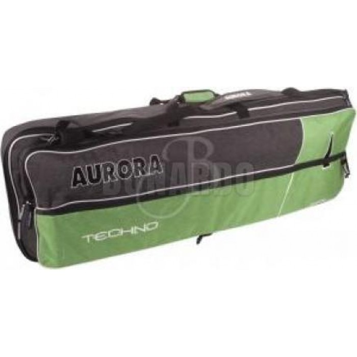 AURORA BORSA TECHNO COMPOUND GREEN - Bonardo