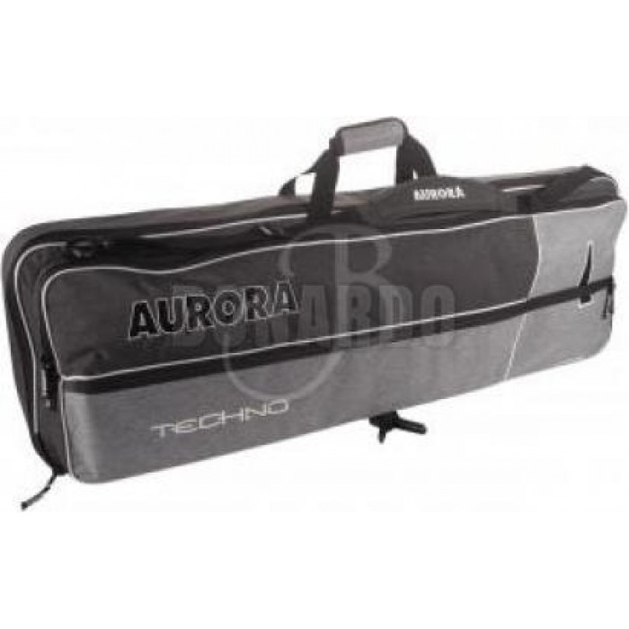 AURORA BORSA TECHNO COMPOUND GREY - Bonardo