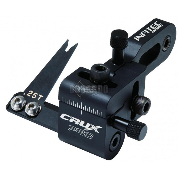 INFITECH CRUX PRO REST COMPOUND RH BLACK - Bonardo